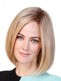 Lady Latte by BelleTress: Lady Latte is a classic soft bob that falls just above the shoulders. When you're looking for a hairstyle that isn't too short, but still enough of a change from your usual long locks, this casual wig is a perfect fit. Featuring a lace front finish, this airy mid-length bob can be fit right to your hairline.