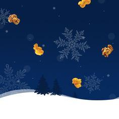 Happy Winter Solstice from Garrett Popcorn Shops®!