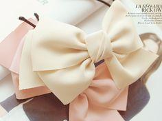 bows…