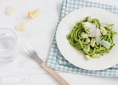 Avocado and spinach pasta - Suolaa & hunajaa | Divaaniblogit