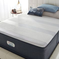 Simmons Beautyrest Black Hybrid Gladney 14 Luxury Firm Mattress
