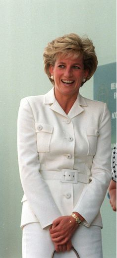 Princess Diana is remembered for more than her good works: she was a world-wide style icon who continued to improve her look throughout her short life. See more in our Princess Di photo gallery in Sydney 1996.
