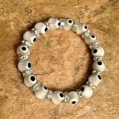 Stretchy Bracelet Stretchy Bracelet with Rhinestones 🔸 New no tags Unbranded Jewelry Bracelets