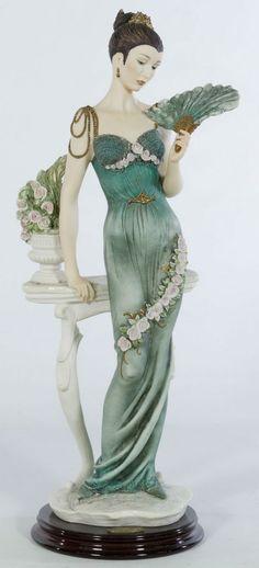 Giuseppe Armani | Giuseppe Armani Figurine | Дамское....в фарфоре ...