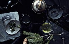 Female + Food + Metal elements photos by Anna Williams