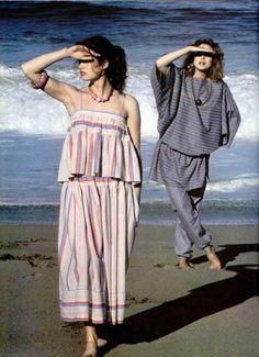 Ter et Bantine pour Gratz, L'Officiel magazine 1979