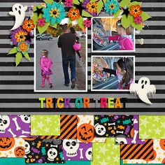 Using Boo Boulevard by Melissa Bennett   http://www.sweetshoppedesigns.com/sweetshoppe/product.php?productid=35154&cat=861&page=1  and Strip It #6 template by Heartstrings Scrap Art. http://www.gottapixel.net/store/product.php?productid=10030856&cat=&page=1