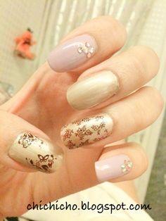 Failed Konad Attempt | chichicho~ nail art addicts