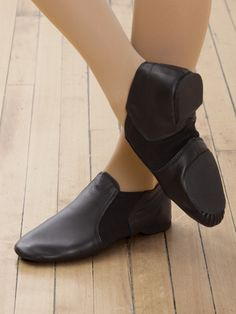 Youth and Adult Jazz Shoes. Revolution Dance shoes, sold at Dance Fever Charlotte
