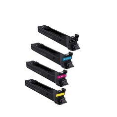 N 1 Set Compatible A0DK132 A0DK432 A0DK332 A0DK232 Laser Toner Cartridge For QMS Magicolor 4650 4650DN 4650EN