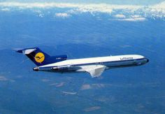 "boeing B727 230ADV ""europa jet"""