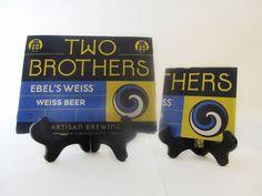Ebel's Weiss Beer Coaster
