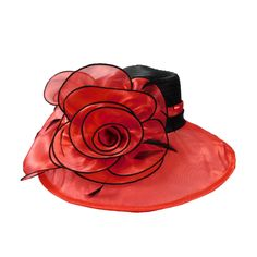 Two Tone Kentucky Derby Hat