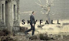 Skyfall - My Favorite Movie of 2012!