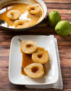 You won't believe how delicious this simple pear recipe is!