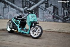 LOS Garage Honda Ruckus by synth19