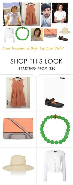 """Disney dream cast: Louis Tomlinson as Barf bag from 'Holes'"" by sarah-m-smith ❤ liked on Polyvore featuring Esin Akan, Albertus Swanepoel and Loveless"