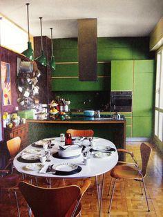 60's kitchen