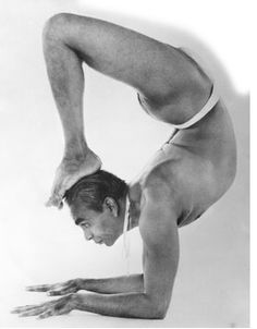 Awesome article by cute Waylon Lewis, Nov 18, 2009 How Old is Yoga?