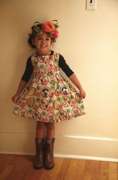 Just ordered this woodland Misha Lulu dress... 60% off.  ;)