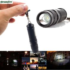 DC 12 Shining Hot Selling Drop Shipping 2000 Lumen  CREE Q5 LED Flashlight Torch Lamp Outdoor Light #Affiliate