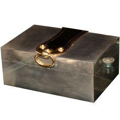 Hermes Cigar Box