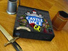 La construction des Châteaux forts vous a toujours impressionné ? Vous auriez aimé vivre comme un Roi et diriger une armée, ou encore superviser la construction de votre Château fort? Le temps des chevaliers étant révolu, plongez-vous dans l'univers du jeu Castle Dice et devenez le meilleur