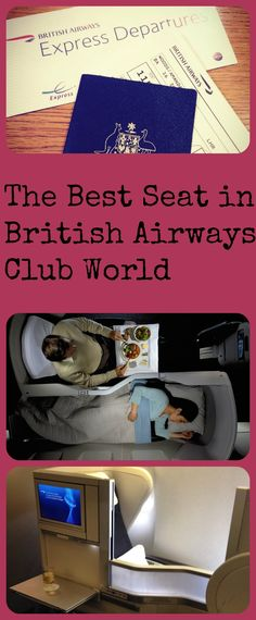 Those who fly Club World on British Airways can be quite particular about their favourite seats. In the name of research I tried out all three options on a recent return trip to London and can now reveal my Yin Yang favourite.
