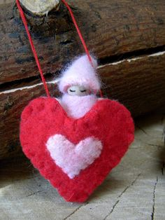 Valentine Heart Ornament