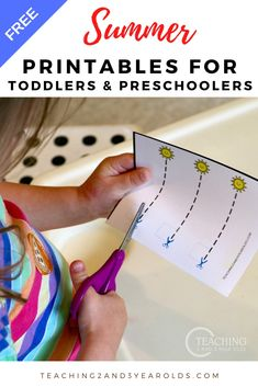 Check out our collection of toddler and preschool summer printables! Perfect for building skills during those long summer days. #summer #printables #skills #earlylearning #toddlers #preschool #2yearolds #3yearolds #teaching2and3yearolds Monthly Planner Printable, Printable Calendar Template, Free Calendar, Kids Calendar, Time Planner, Weekly Planner, Fun Summer Activities, Kid Activities, Printable Christmas Cards