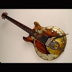 Radiocaster guitar Tony Cochran