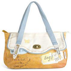 Disaster Designs Homeroom Favorite Bag ($77) ❤ liked on Polyvore