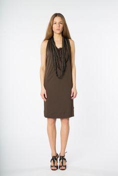Braunes Kleid von Plein Sud Jeanius