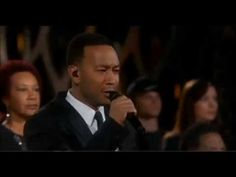 John Legend and Common Performing 'Glory from Selma' 2015 Oscars | 87th ...