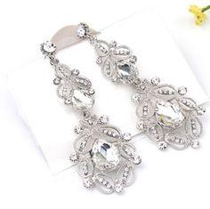 Plated bride Earrings