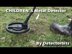 Child's Young Kids Metal Detector