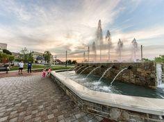 #Danville Main Street Plaza  #Virginia #VA #RedCarpetInn #Virginia #travel #hotel