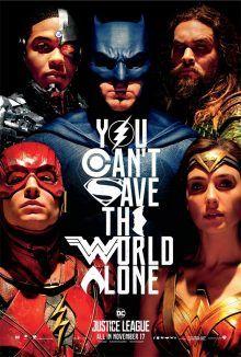 REVIEW:  Justice League – hazelgentle.com