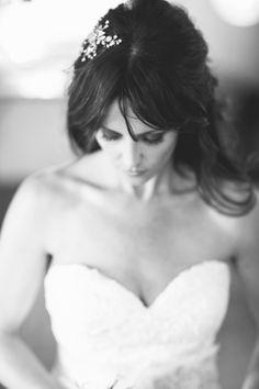 My beautiful niece. Photography: Danielle Nowak - daniellenowak.com  Read More: http://www.stylemepretty.com/mid-atlantic-weddings/2014/04/10/rustic-barn-wedding/