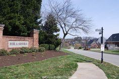 Whittington Creek private entrance