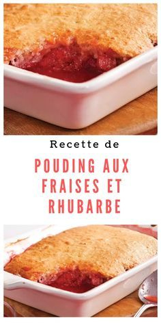 No Bake Desserts, Easy Desserts, Rhubarb Dump Cakes, Just Cakes, Pudding Cake, Sweet Tarts, Pie Dessert, Baking Recipes, Free Recipes
