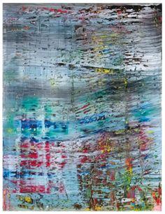 $17.4 million | Gerhard Richter, Abstraktes Bild, 1990