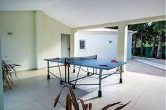 Casa Cristal  - Outdoor Ping Pong Area