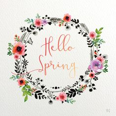 Hello Spring! by Féli&Cie