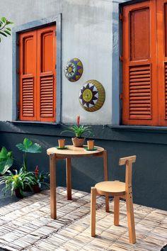 Ginga carioca na casa de Brunno Jahara - Casa Vogue   Casas