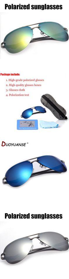 2015 New Women Men Brand Designer Sports Driving Polarized Sunglasses Glasses Goggles Reduce Glare Color FilmA143