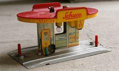 Schuco VARIANTO Elektro Tankstation 3055