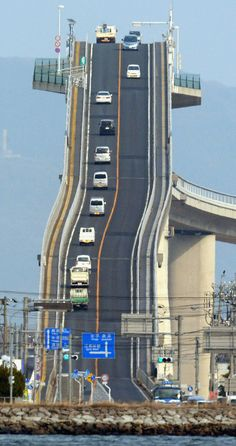 Is it ok that Japan has built the scariest bridge in the world? | is it ok that?