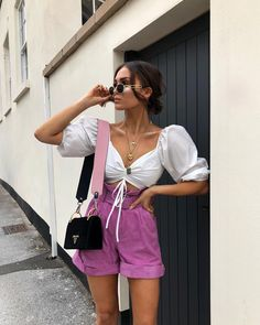 Summer Weekend Outfit Ideas – Jackelyni Reis - - Summer Weekend Outfit Ideas – Jackelyni Reis Source by mmlegong Stylish Work Outfits, Stylish Outfits, Fashion Outfits, Womens Fashion, Fashion Trends, Simple Outfits, Fashion Clothes, Summer Weekend Outfit, Summer Outfits
