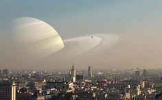 Rising Saturn